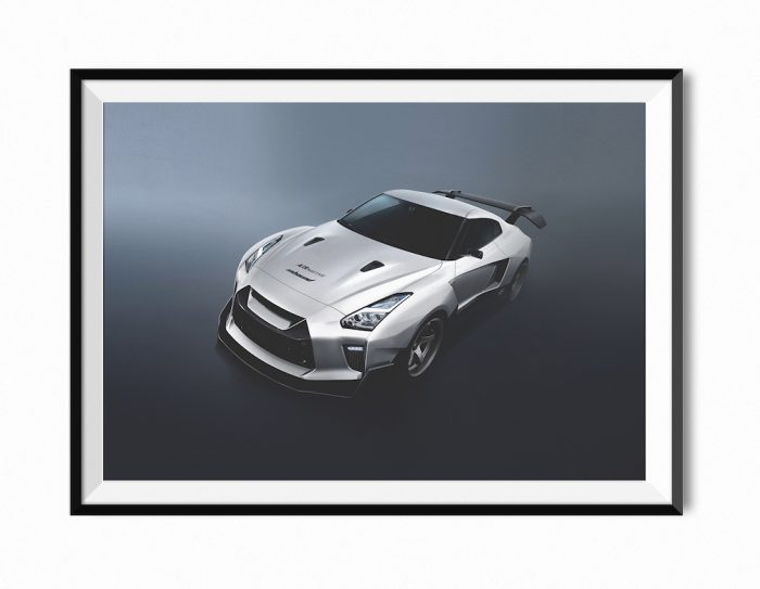 NISSAN GTR _ custom Kit _ Yasid design