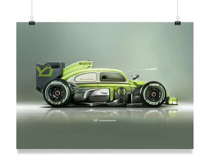 Yasiddesign Beetle F1